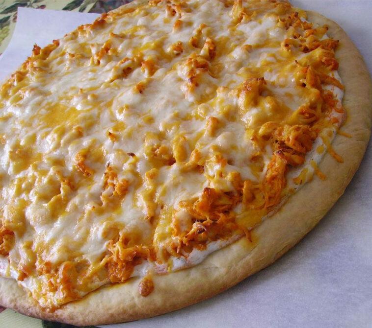 Buffalo Style Chicken Pizza Recipe