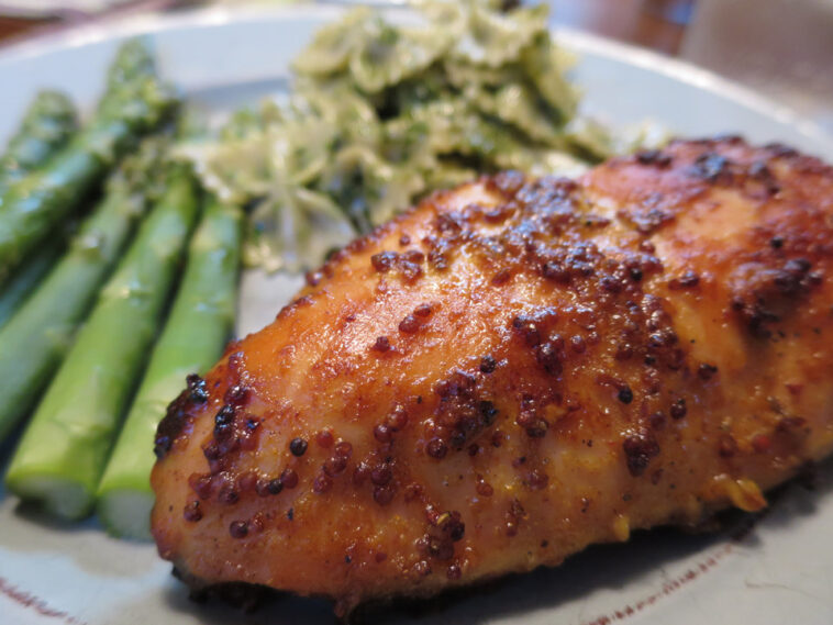 Curried Honey Mustard Chicken Recipe