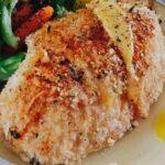 Garlic-Lemon Double Stuffed Chicken Recipe