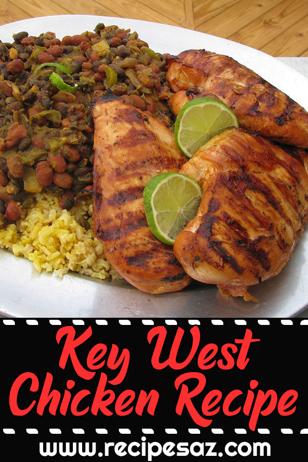 Key West Chicken Recipe