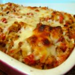 Quick Bruschetta Chicken Bake Recipe