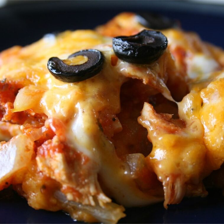 Southwestern Chicken Lasagna Recipe