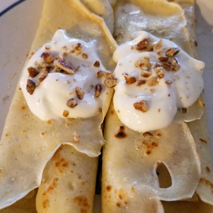 Yummy Basic Crepes Recipe