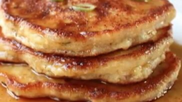 Yummy Mancakes recipe