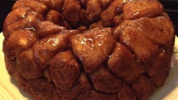 Yummy Monkey Bread Recipe