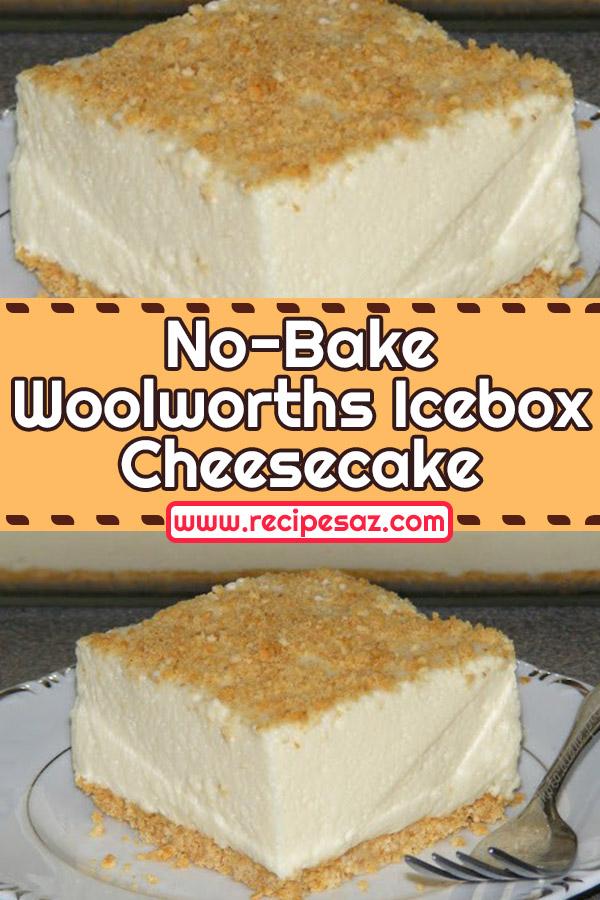 No-Bake Woolworths Icebox Cheesecake Recipe #nobake #woolworths #icebox #cheesecake #recipe #cheescakerecipe #cheescakerecipes #iceboxcheesecake #woolworthscheesecake #recipes #recipesaz