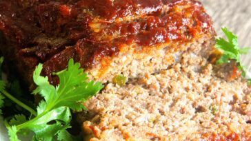 Brown Sugar Meatloaf with Ketchup Glaze Recipe