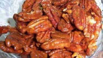 Glazed Pecans Recipe