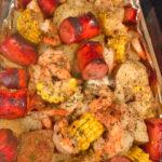 Shrimp Boil Foil Packs Recipe