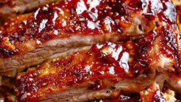 Slow Cooker Barbequed Beef Ribs Recipe