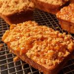 Streusel Apple Coffeecake Recipe