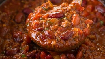 The Best Homemade Chili Recipe