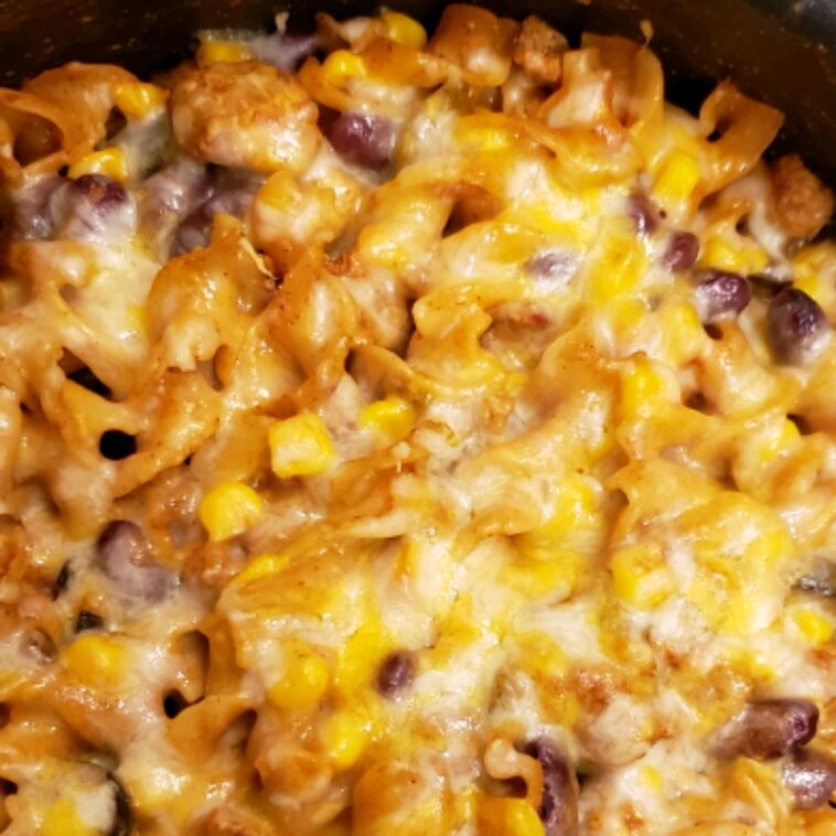 Throw Together Mexican Casserole Recipe