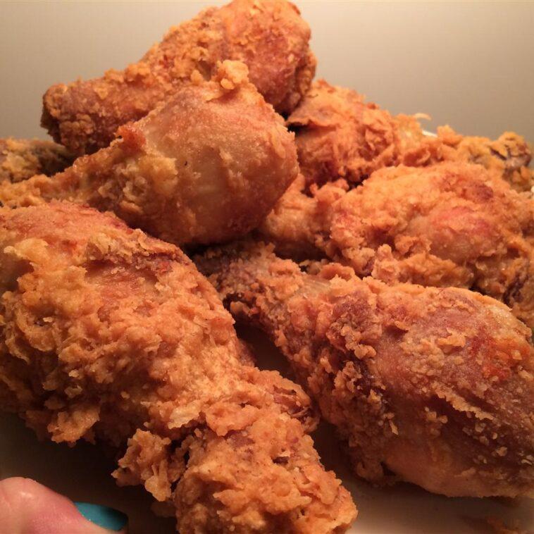 Unique Fried Chicken Recipe