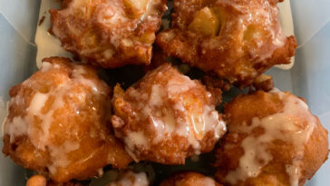 Yummy Apple Fritters Recipe