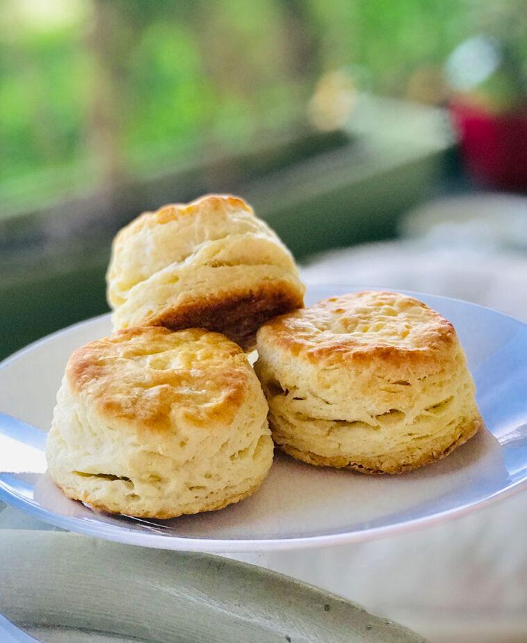 Yummy Buttermilk Biscuits Recipe