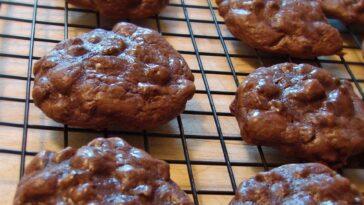 Yummy Chili Chocolate Cookies Recipe