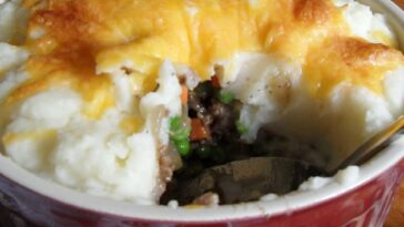 Zippy Shepherd's Pie Recipe