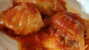 Instant Pot® Basic Cabbage Rolls Recipe