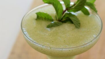 Kentucky Derby Frozen Mint Juleps Recipe