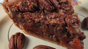 Kentucky Derby Pecan Pie Recipe